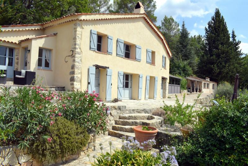 Immobile residenziali di prestigio casa Fayence 892000€ - Fotografia 9