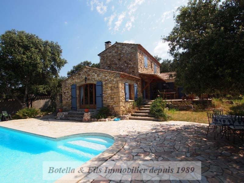 Verkoop van prestige  huis Uzes 474000€ - Foto 1