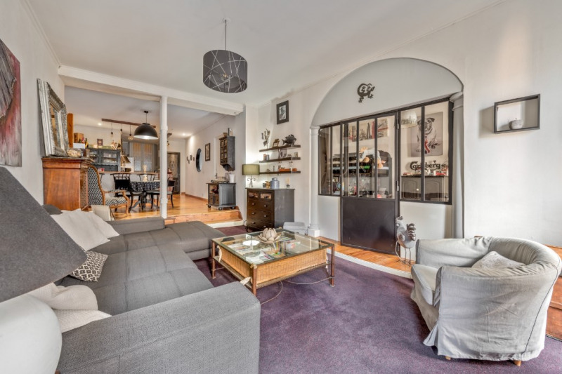 Old renovated in the heart of the slopes