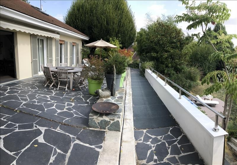 Vente de prestige maison / villa Chambourcy 1149000€ - Photo 11