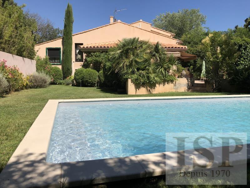 Vente de prestige maison / villa Les milles 730000€ - Photo 4