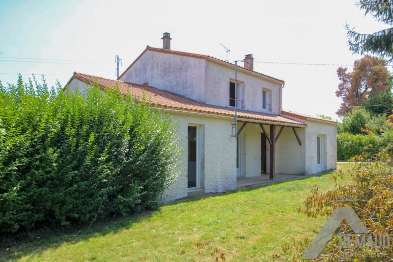 Sale house / villa Dompierre sur yon 215940€ - Picture 1