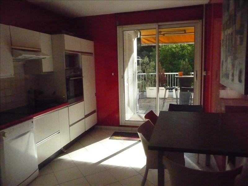 Sale apartment Charbonnieres les bains 440000€ - Picture 4