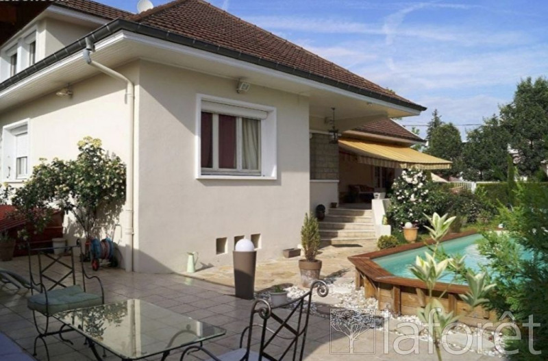 Vente maison / villa Bourgoin jallieu 396 000€ - Photo 2