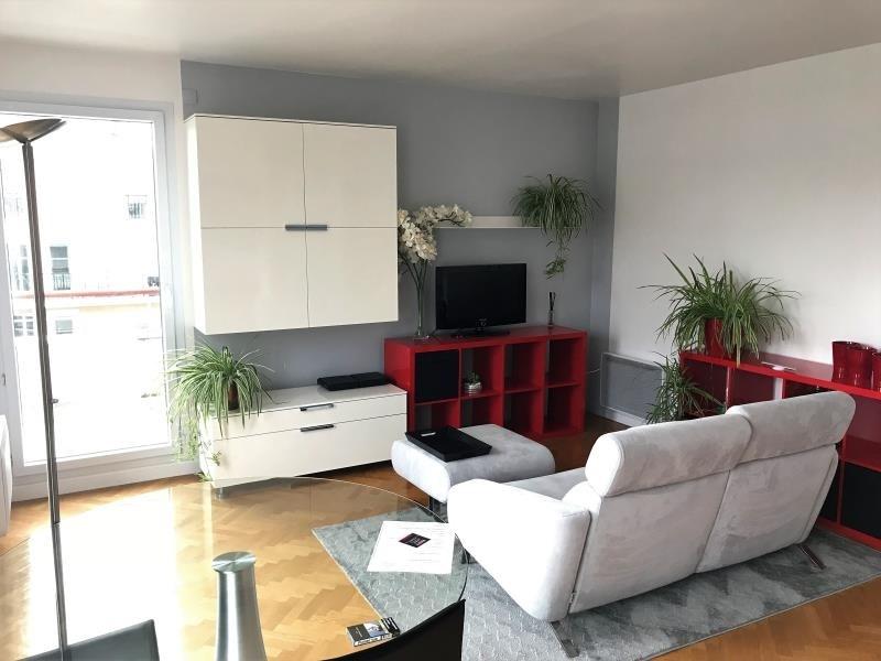 Verkoop  appartement Courbevoie 460000€ - Foto 1