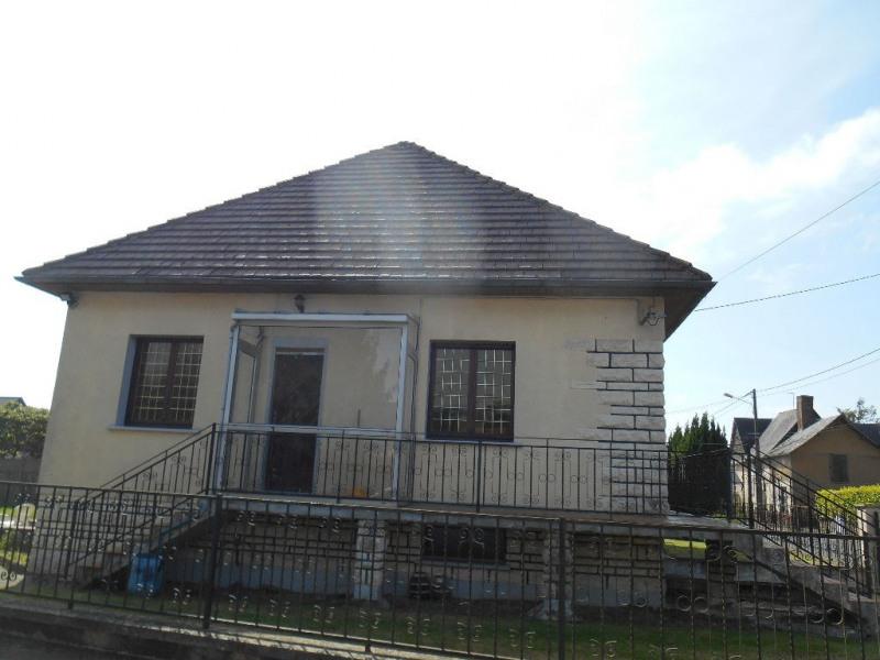 Venta  casa Gaudechart 137000€ - Fotografía 1