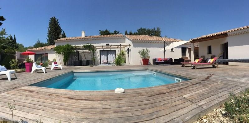 Vente maison / villa Uchaux 525000€ - Photo 1