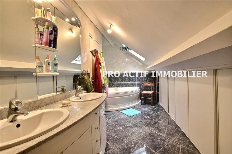 Vente maison / villa St martin d'uriage 499000€ - Photo 8