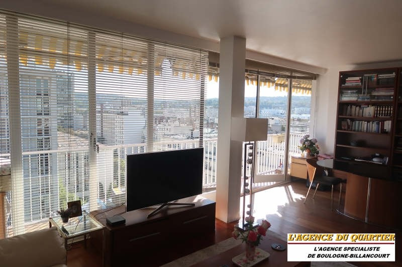 Venta  apartamento Boulogne billancourt 735000€ - Fotografía 2