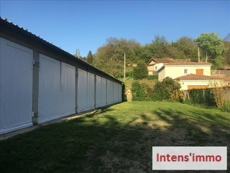 Sale site Clerieux 107000€ - Picture 2