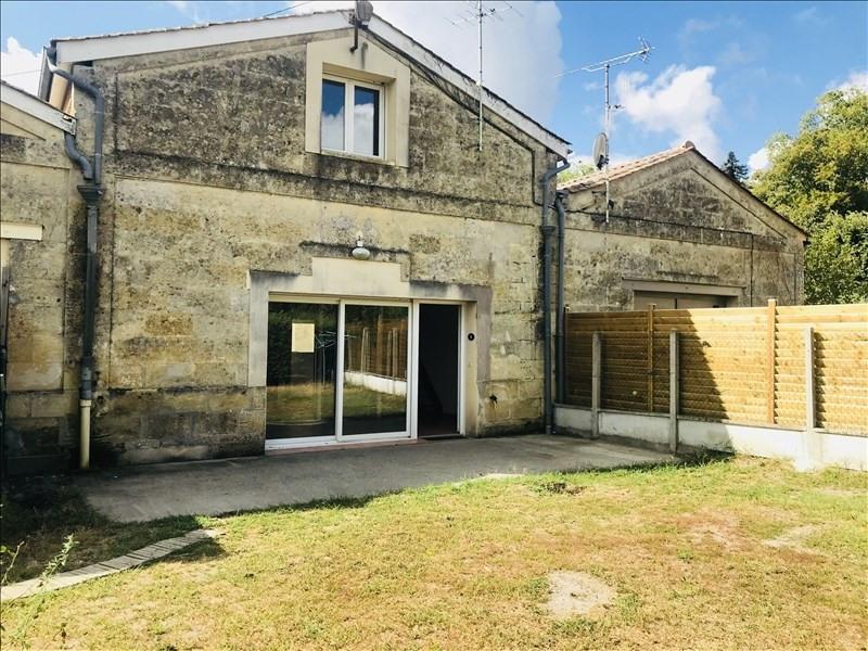 Sale apartment Ludon medoc 212000€ - Picture 1
