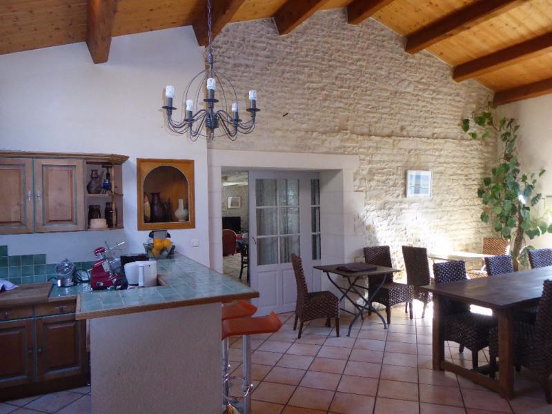 Deluxe sale house / villa Sainte soulle 824000€ - Picture 2