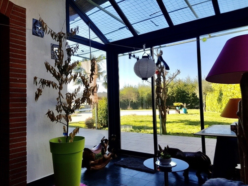 Vente maison / villa Pechbonnieu 459000€ - Photo 9