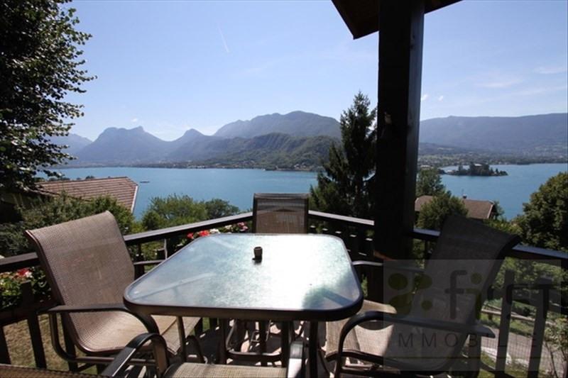 Immobile residenziali di prestigio casa Talloires 1470000€ - Fotografia 1