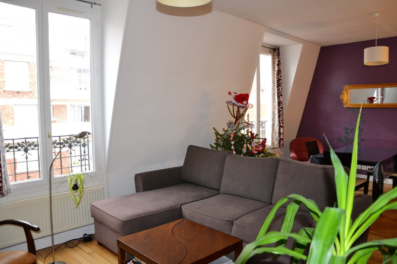 Sale apartment Colombes 380000€ - Picture 3
