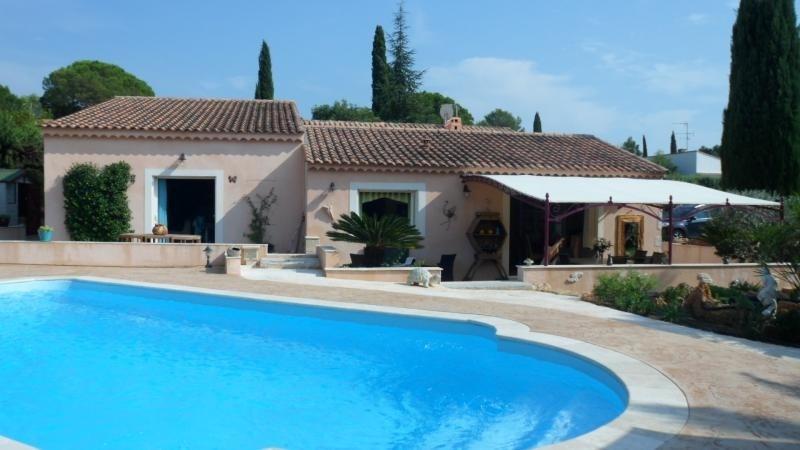 Verkauf von luxusobjekt haus Roquebrune sur argens 598000€ - Fotografie 2