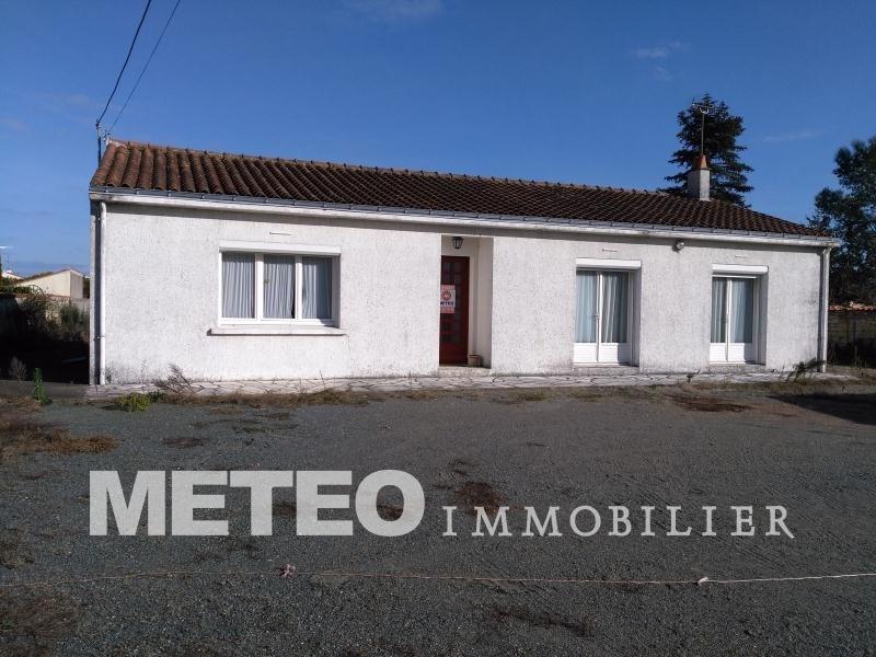 Sale house / villa Lucon 125000€ - Picture 4