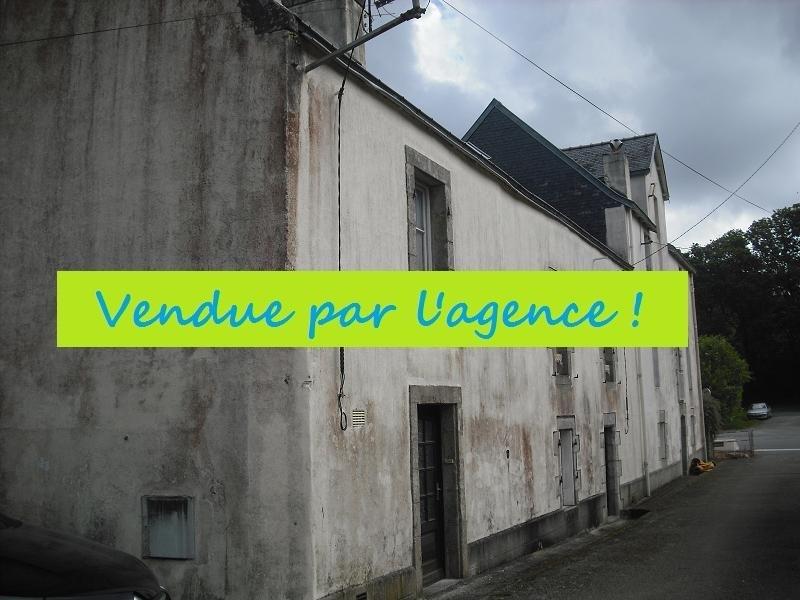 Vente maison / villa Douarnenez 152250€ - Photo 1