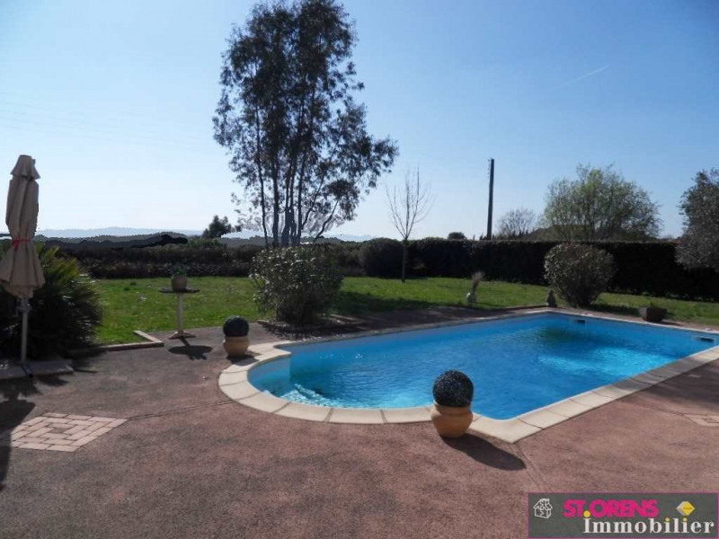 Deluxe sale house / villa Quint fonsegrives 573000€ - Picture 9