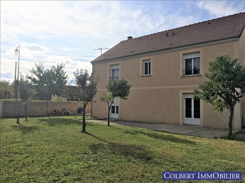 Vente maison / villa Moneteau 222000€ - Photo 8