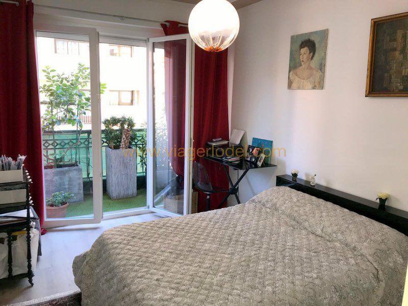 Verkauf auf rentenbasis wohnung Nice 75000€ - Fotografie 4