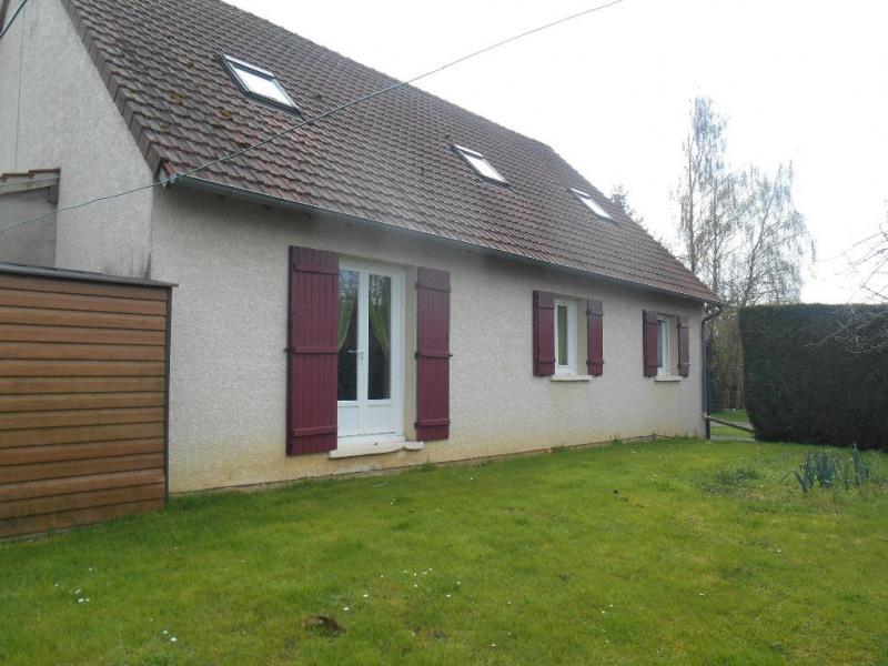 Venta  casa Crevecoeur le grand 187000€ - Fotografía 4