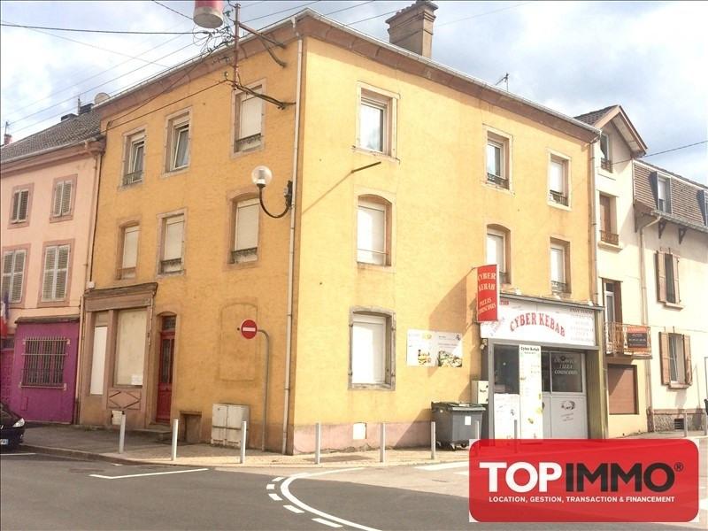 Sale building Raon l etape 169900€ - Picture 1