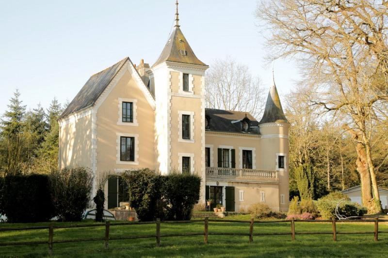 Vente de prestige maison / villa Nantes 551200€ - Photo 1
