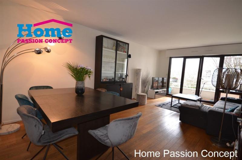 Sale apartment Suresnes 650000€ - Picture 2