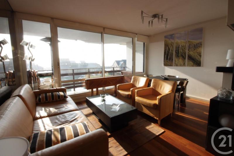 Verkoop  appartement Deauville 280000€ - Foto 2