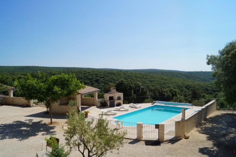 Immobile residenziali di prestigio casa Barjac 625400€ - Fotografia 1