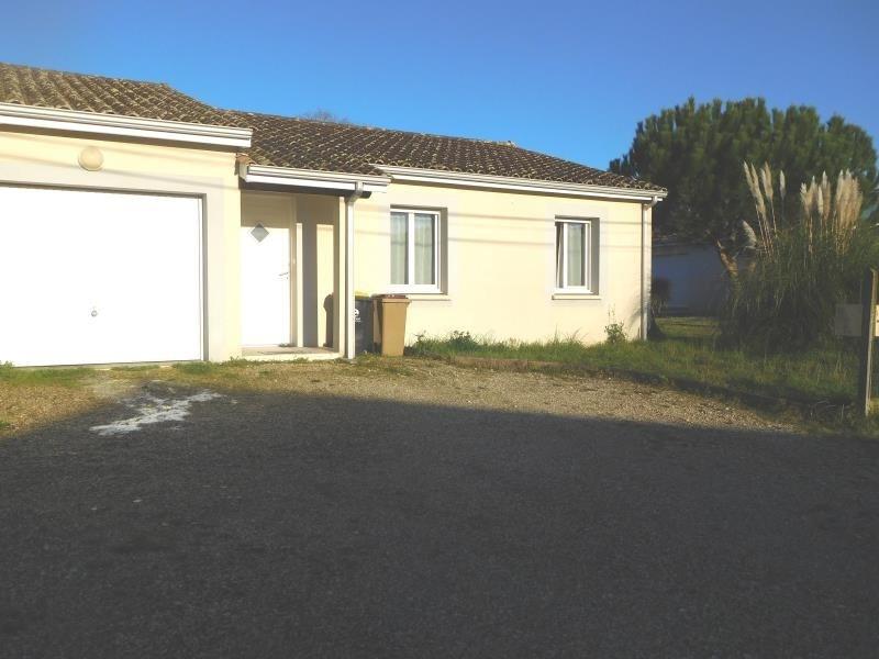 Location maison / villa St andre de cubzac 795€ CC - Photo 1