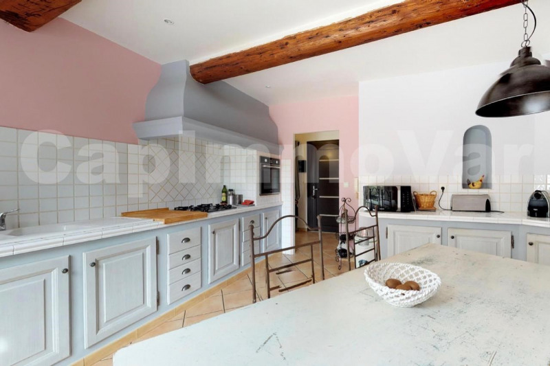 Deluxe sale house / villa Signes 640000€ - Picture 7