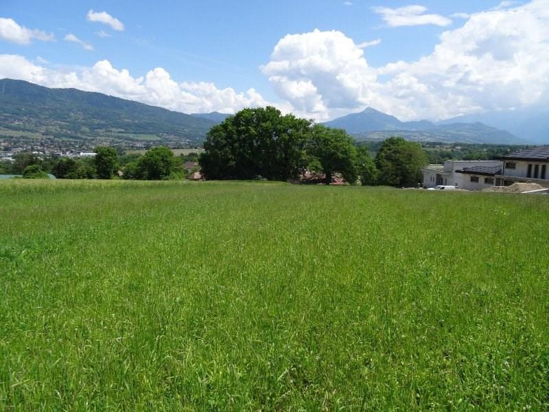 Vente terrain Vetraz monthoux 399000€ - Photo 1
