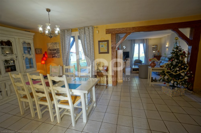 Vente maison / villa Tourny 198 000€ - Photo 2