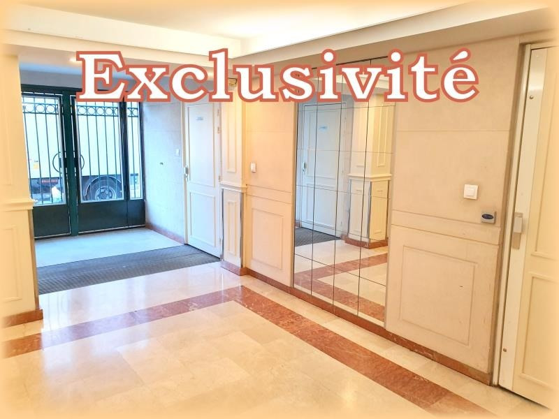 Sale apartment Livry gargan 122 000€ - Picture 1