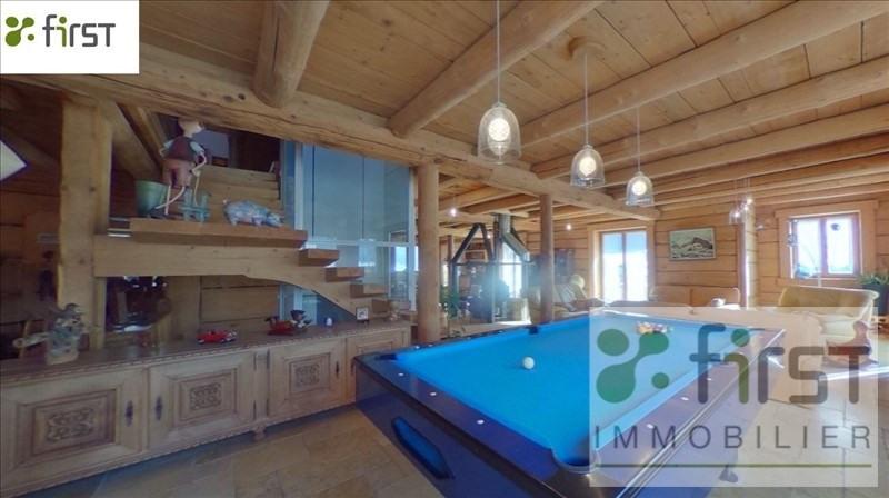 Immobile residenziali di prestigio casa Les villards sur thones 970000€ - Fotografia 3
