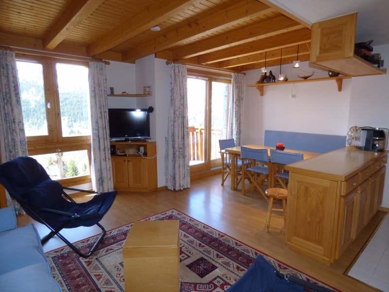 Deluxe sale apartment Meribel 768000€ - Picture 1