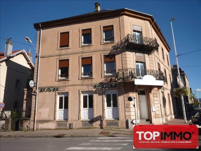 Vente immeuble St die 107000€ - Photo 1