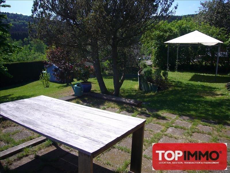 Sale house / villa La grande fosse 136500€ - Picture 7