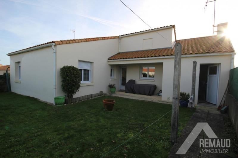 Produit d'investissement maison / villa Aizenay 179540€ - Photo 1