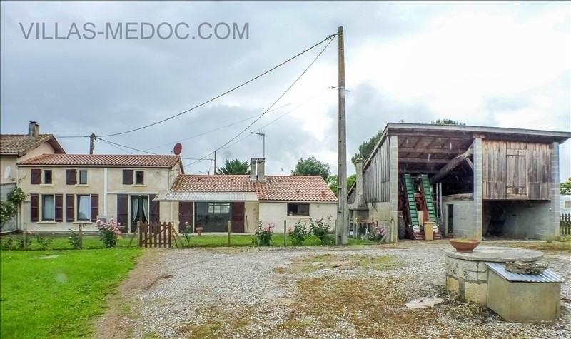 Sale house / villa Jau dignac et loirac 159800€ - Picture 2