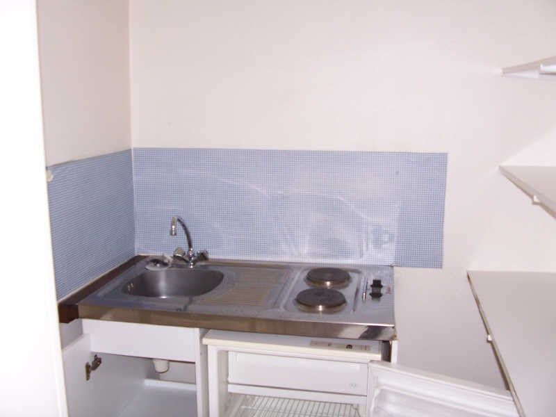 Rental apartment Avesnes sur helpe 400€ CC - Picture 2