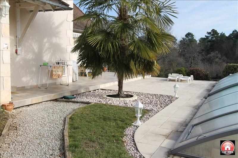 Sale house / villa St jean d eyraud 318000€ - Picture 5