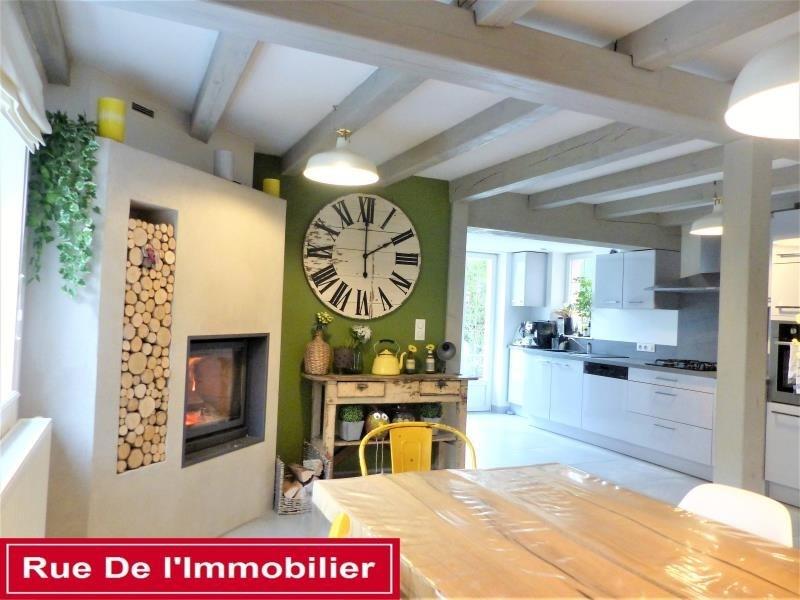 Sale house / villa Brumath 351400€ - Picture 1