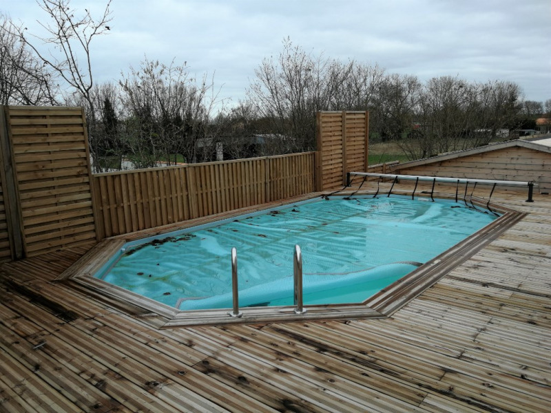 Sale house / villa Fors 209900€ - Picture 9