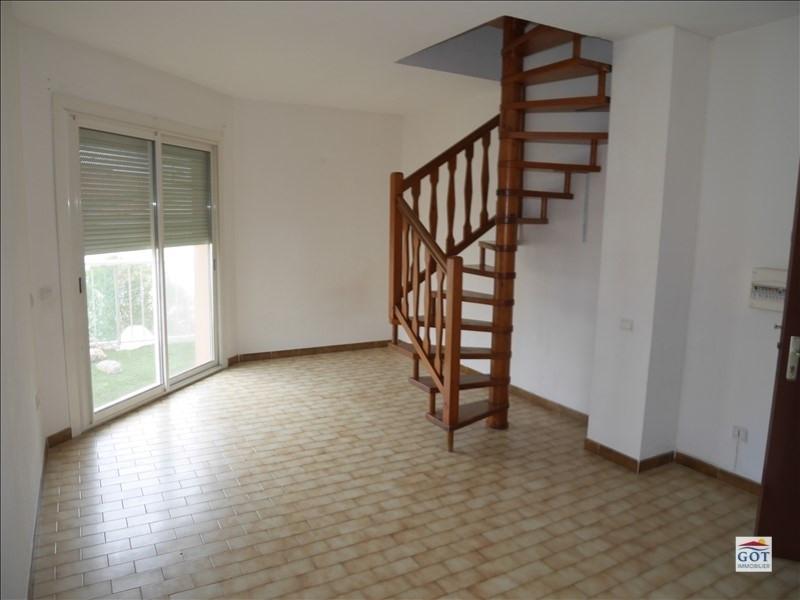 Sale apartment Le barcares 92500€ - Picture 2