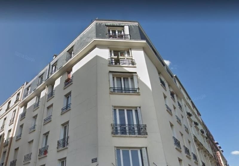 Rental apartment Asnieres sur seine 1380€ CC - Picture 1