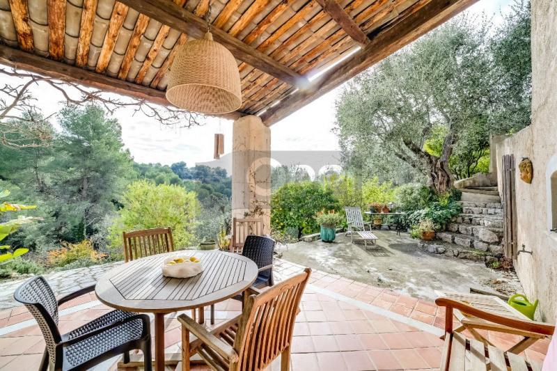 Vente de prestige maison / villa Colomars 600000€ - Photo 3