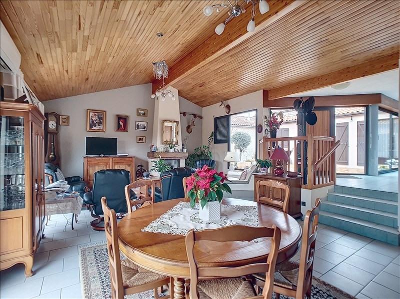 Vente maison / villa Le gond pontouvre 291000€ - Photo 1